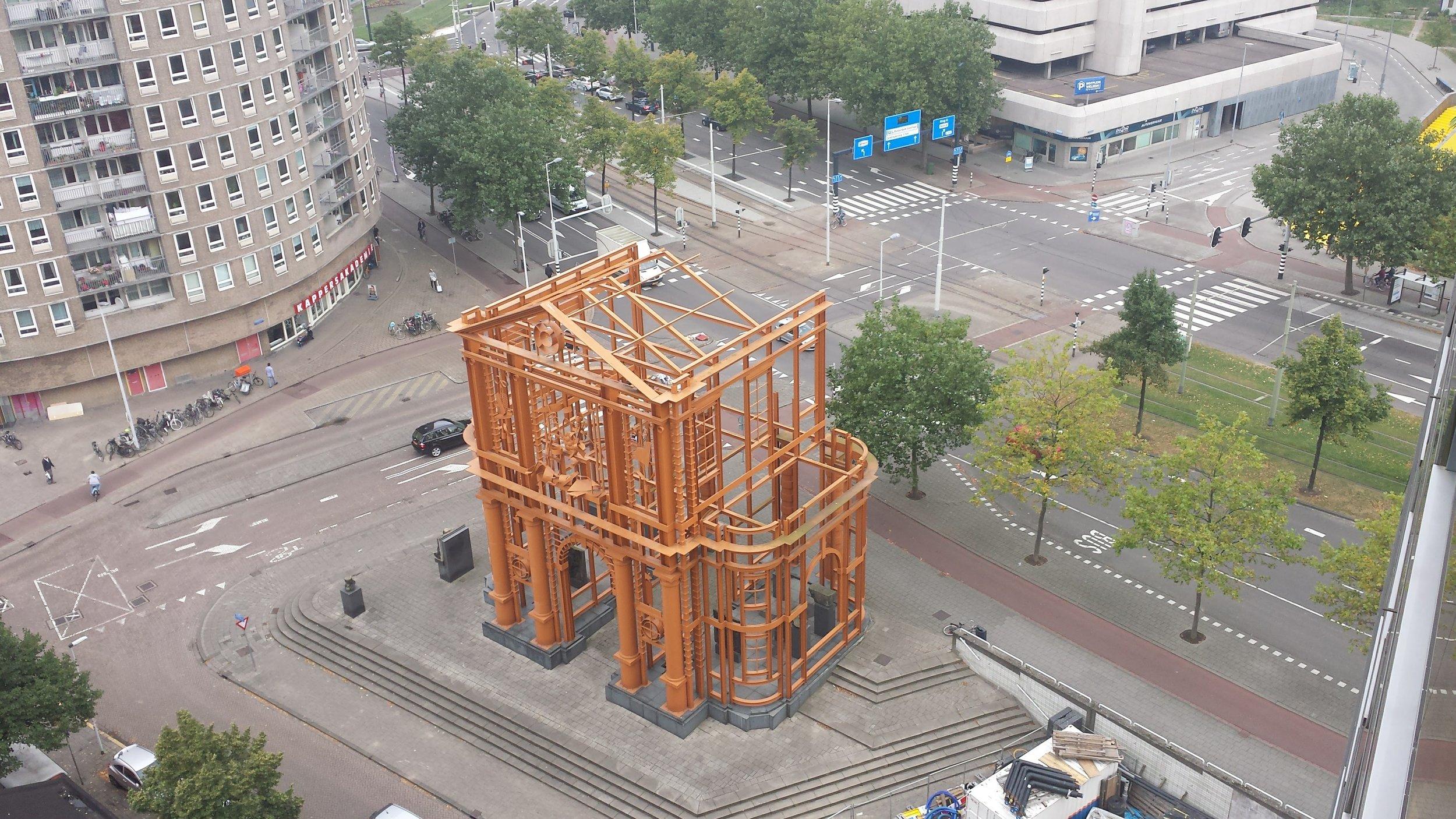 Nieuwe Delftse Poort Rotterdam