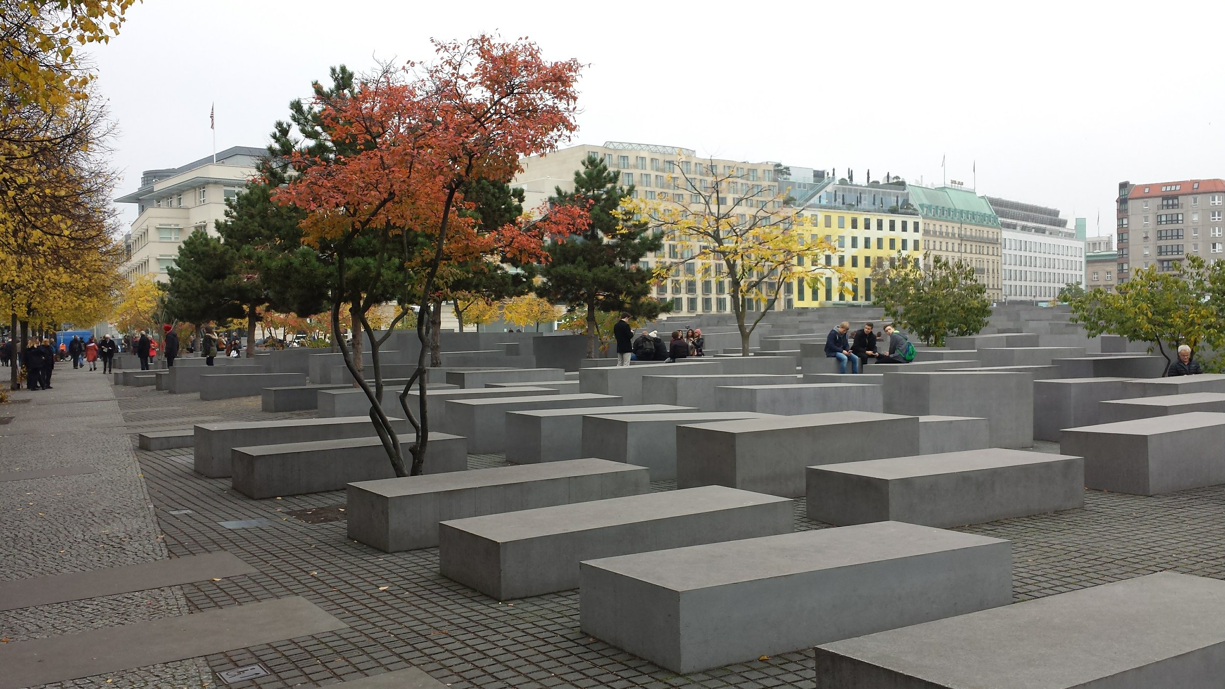 Memorial by Peter Eisenman