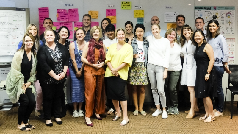 BT Financial Group HR, Sydney February 2018