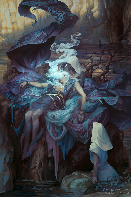 The Lament of Sathariel