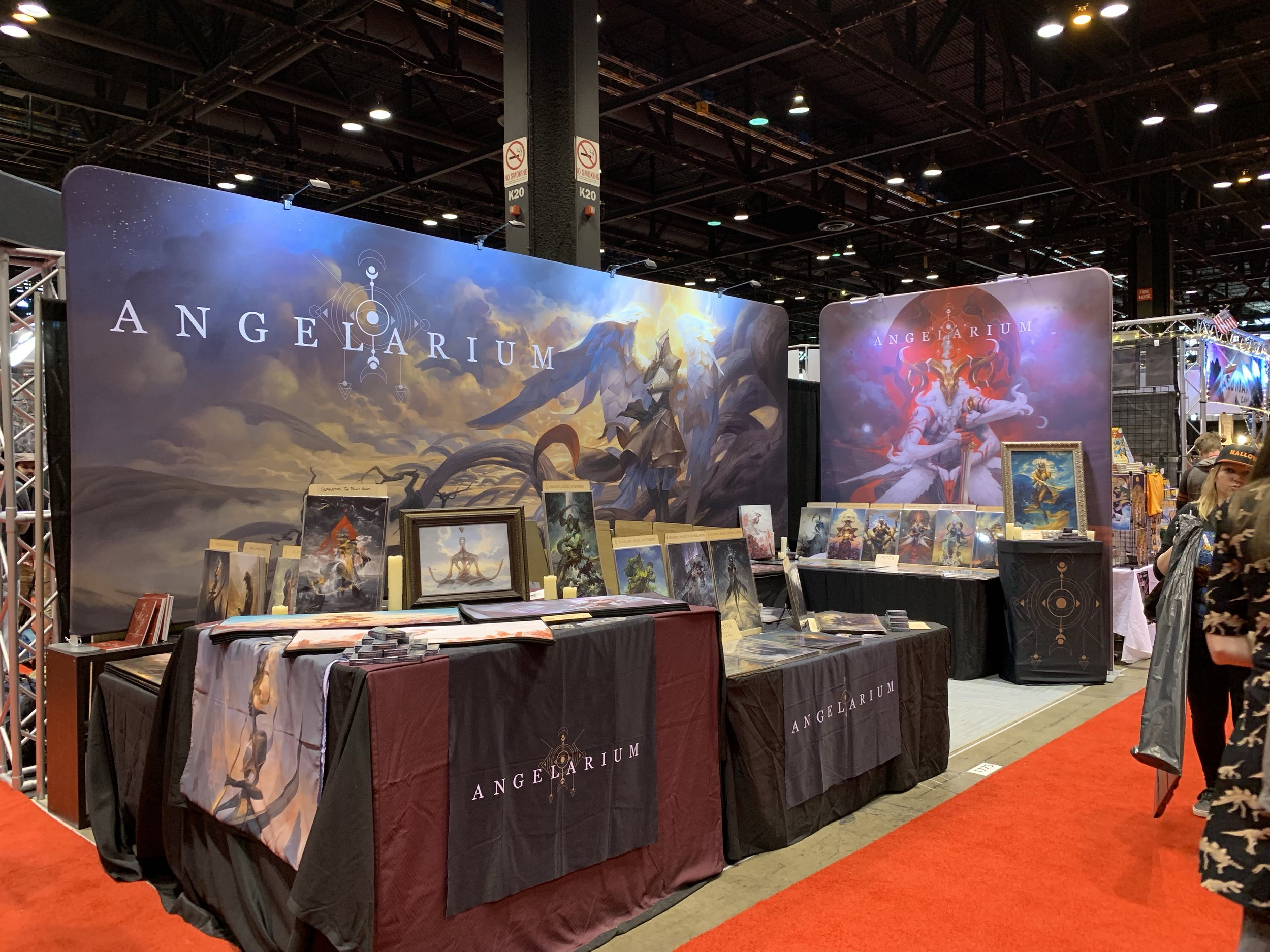 Angelarium at C2E2 2019