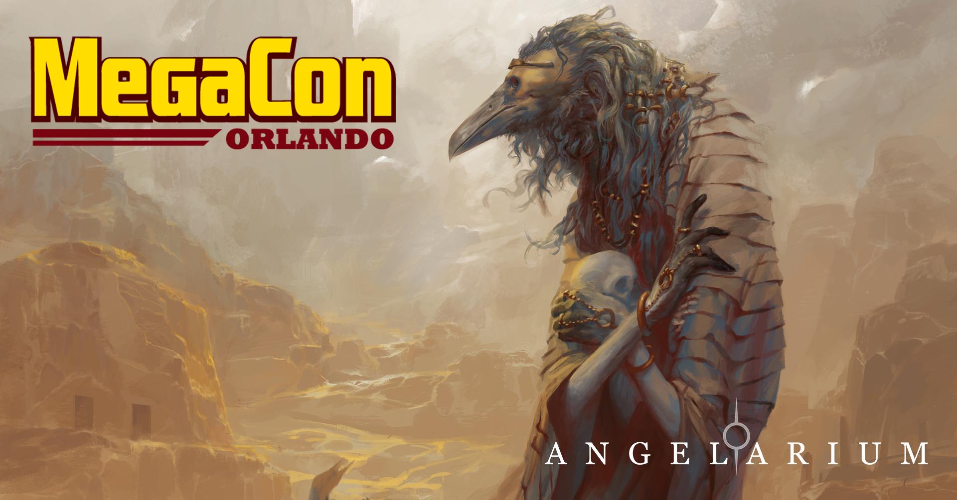 Asbeel, Angel of Ruin