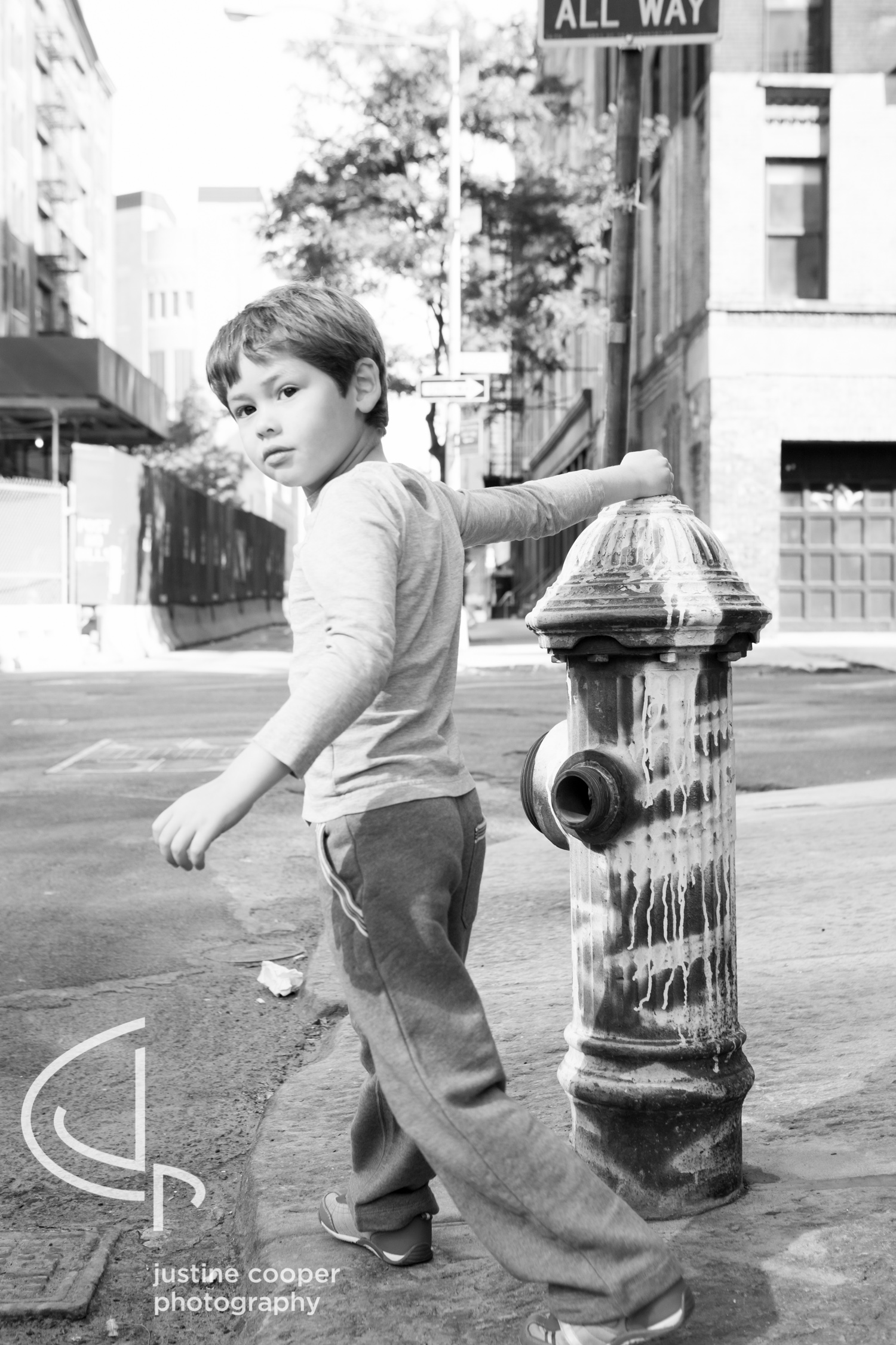 urban kids photography