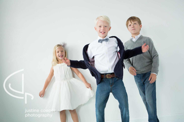 dancing photo kids