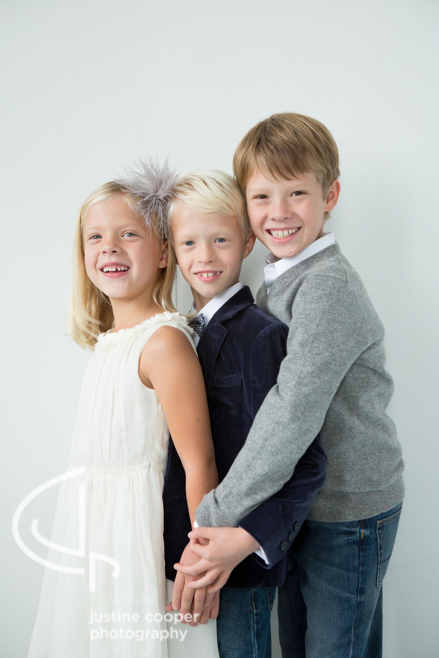 portrait siblings