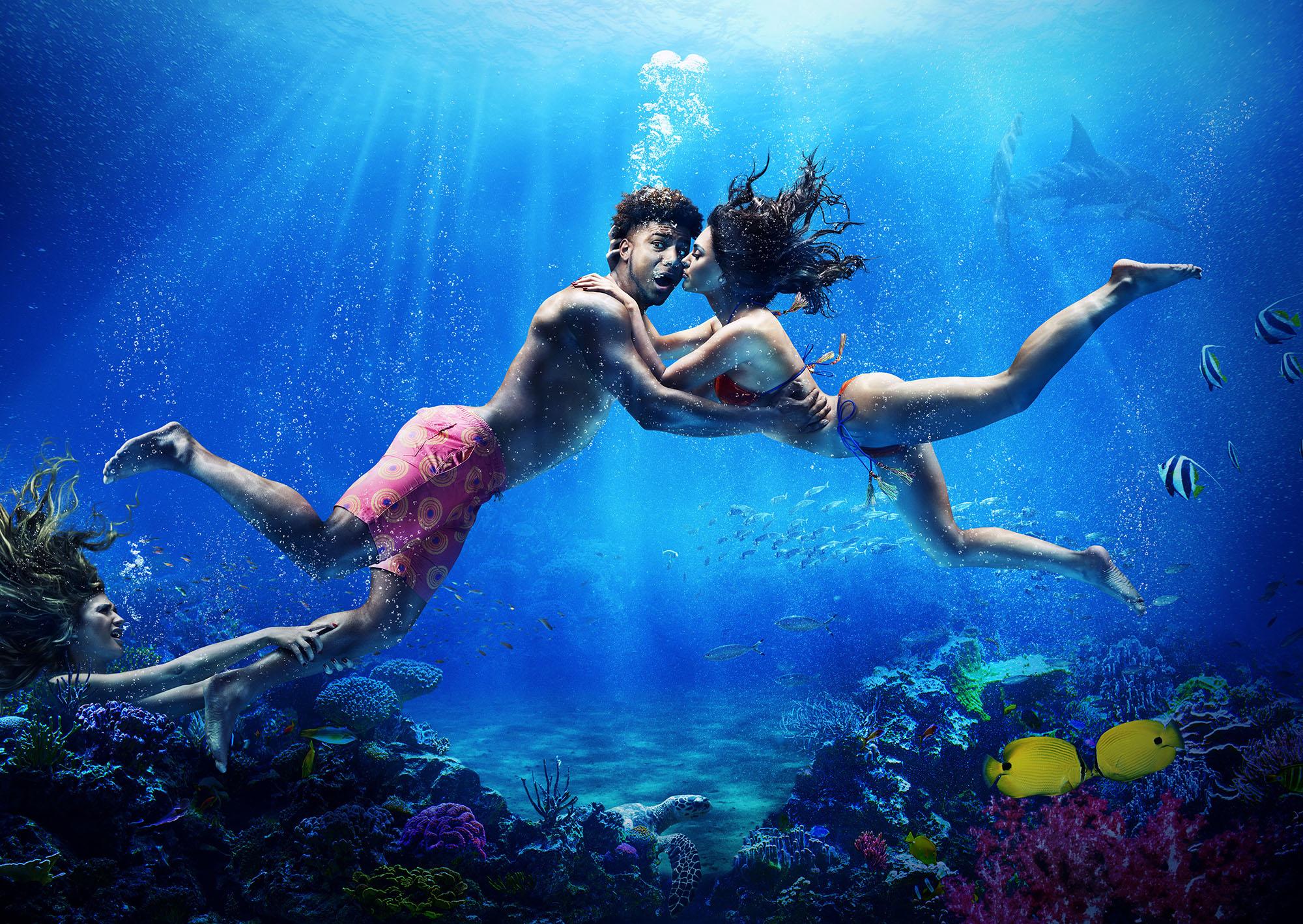 Ex On the Beach - Key Art Campaign - 'How Deep is their Love'