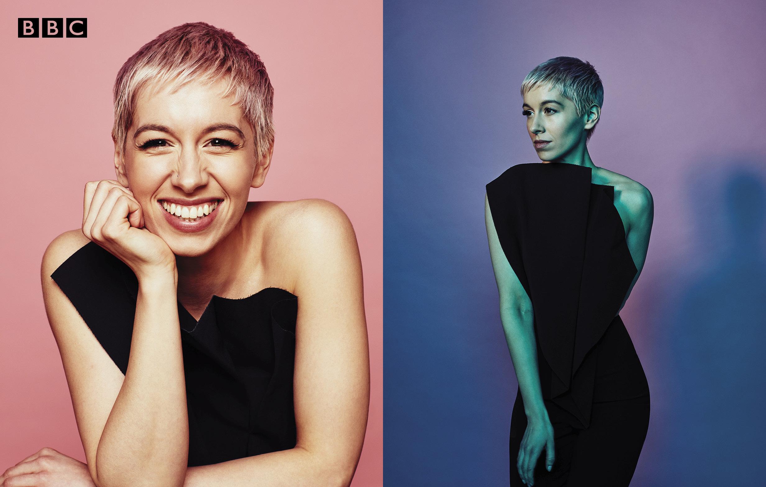 BBC 'Surie' Eurovision Promotional Portraits