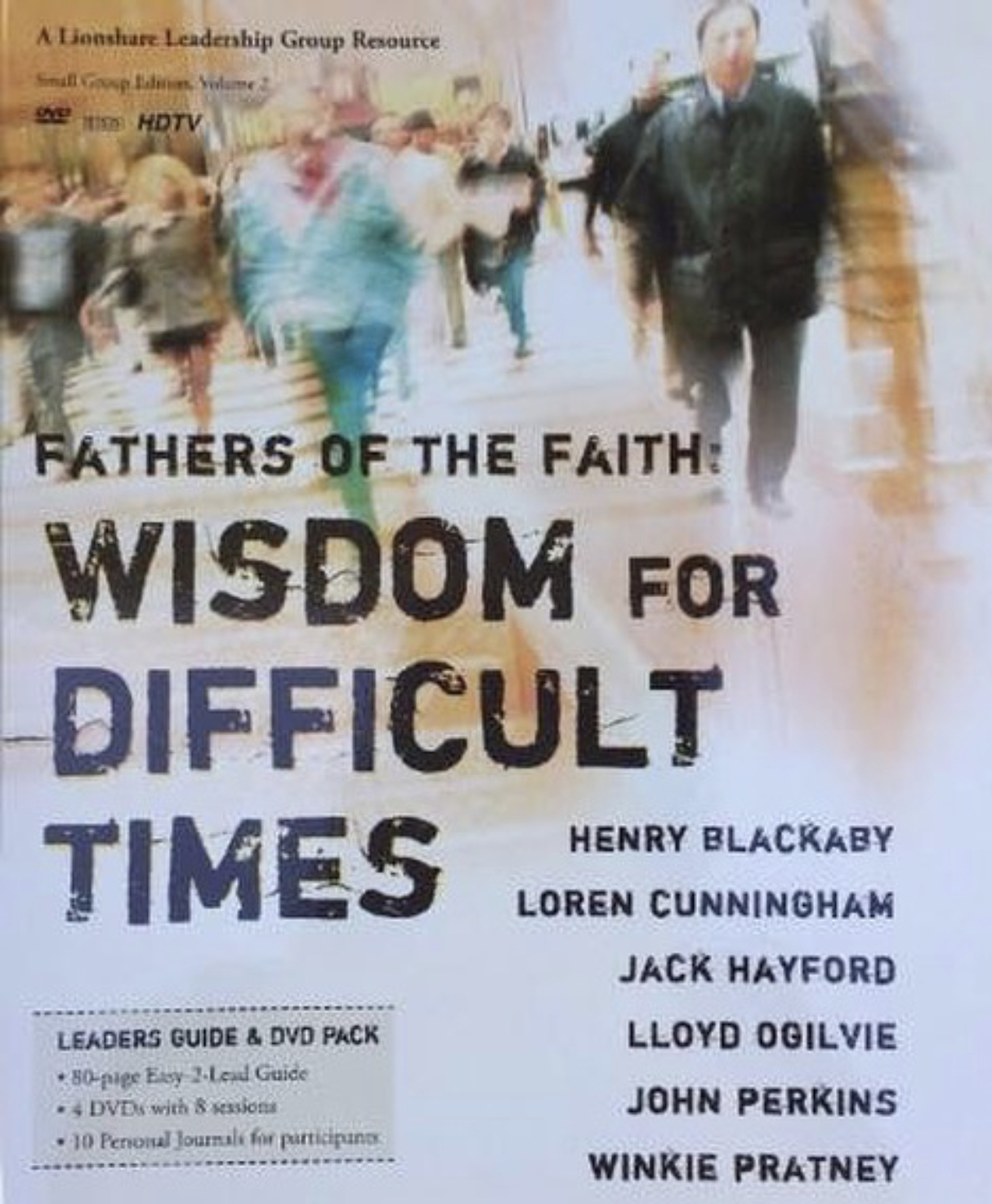 - A GREAT GIFT FOR GRADS AND DADS! Give the gift of wisdom from fathers of the faith.  The eight DVD series is full of a lifetime of learning from spiritual giants such as Loren Cunningham (YWAM), Jack Hayford (Pentecostal minister), Lloyd Ogilvie (Presbyterian minister & U.S. Senate Chaplain), John Perkins (Civil Rights Leader), Winkie Pratney (Evangelist) and Henry Blackaby (Baptist minister).  You pay the sale price of $8.99 and we will waive the shipping fee. Clickhereto purchase.