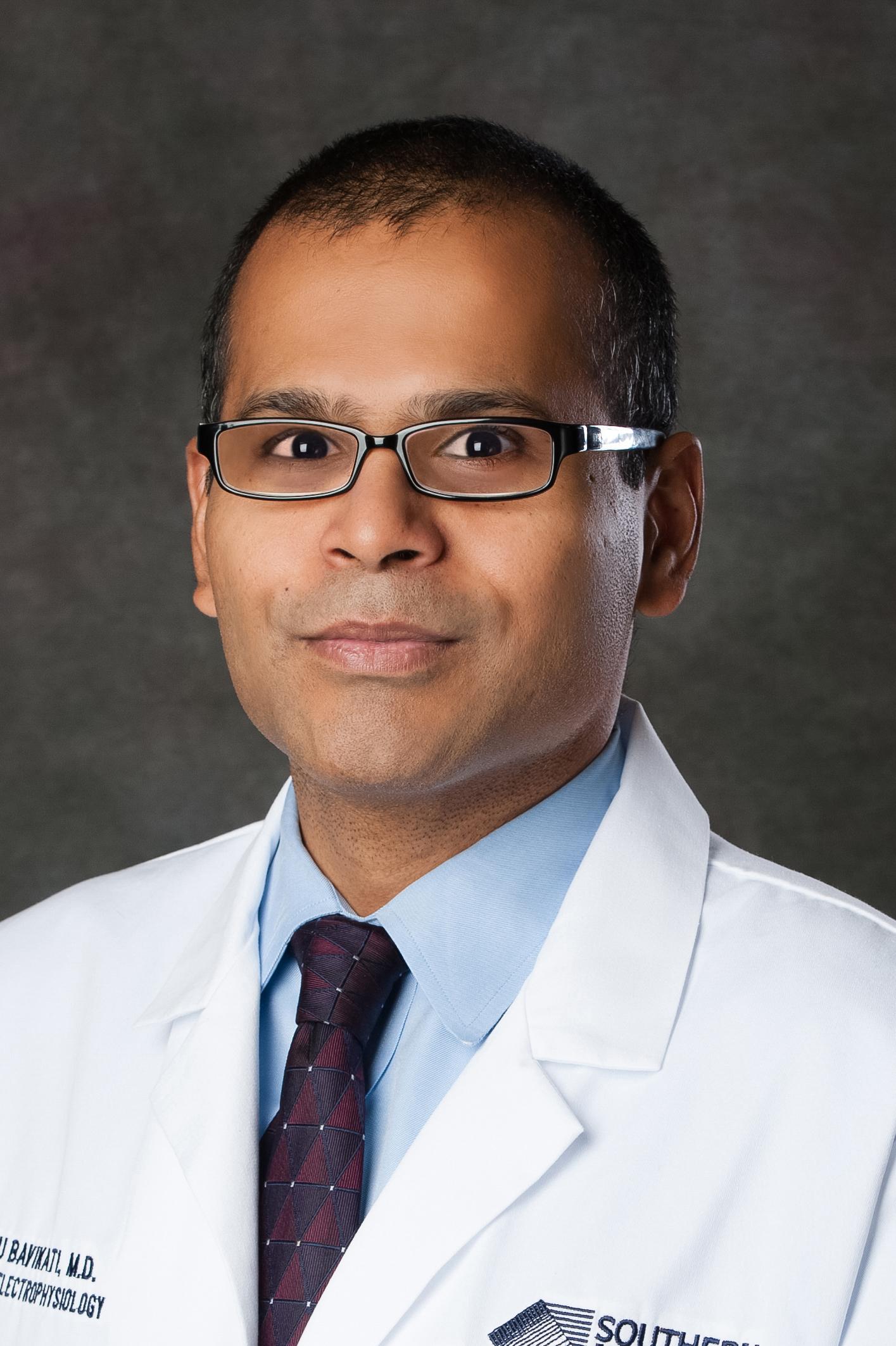 Dr. Venkata Bavikati