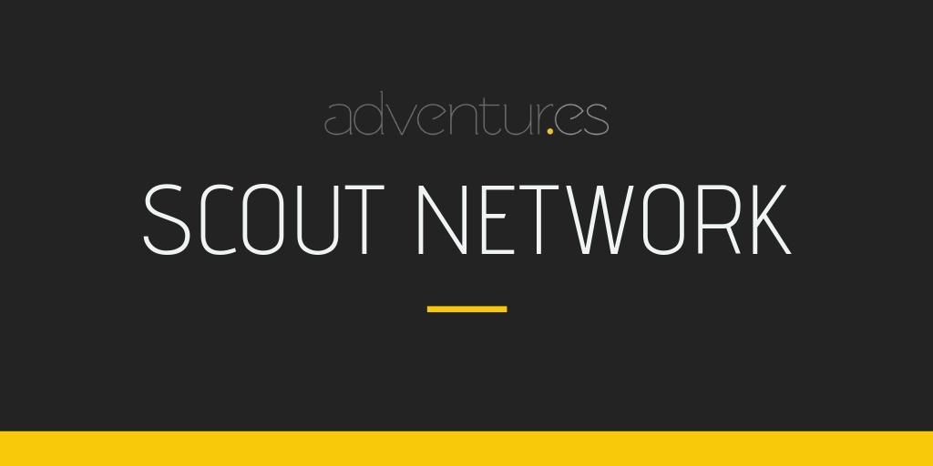 adventur.es Scout Network