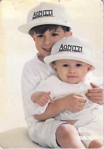 Anthony and Armando Agnitti
