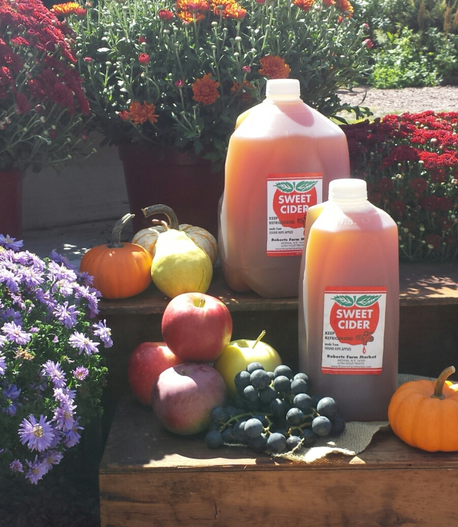 Fall Flavors! - Delicious Cider and Snacks….