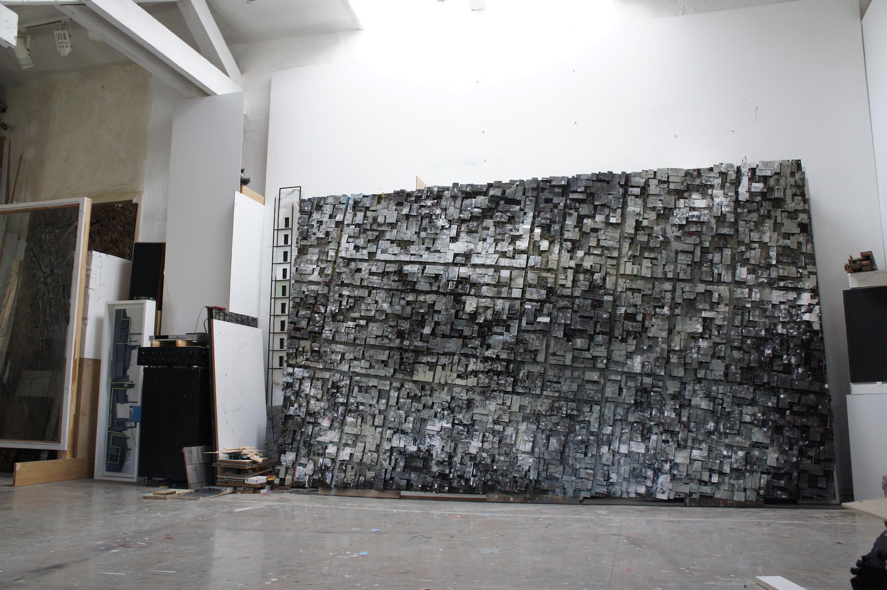 Atelier Hendrik Czakainski, Berlin Neukölln