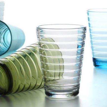 Aino Aalto drinking glass designed in 1932.