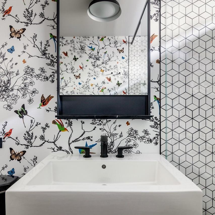 Bird Bath - Ed Kopel Architect