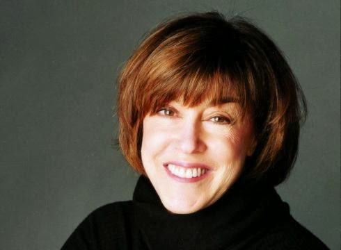 """""""Above all, be the heroine of your life, not the victim.""""Nora Ephron 1941-2012"""