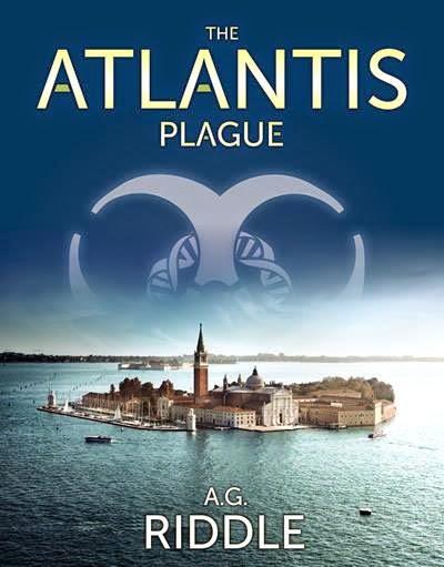 Cover of The Atlantis Plague