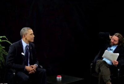 """President Obama on """"Between Two Ferns"""""""