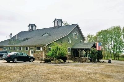 Long Island Spirits' distillery (photos courtesy of Richard Stabile.