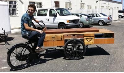 Museum on wheels
