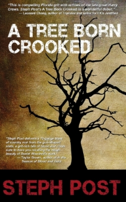 http://www.amazon.com/Tree-Born-Crooked-Steph-Post/dp/0990338975