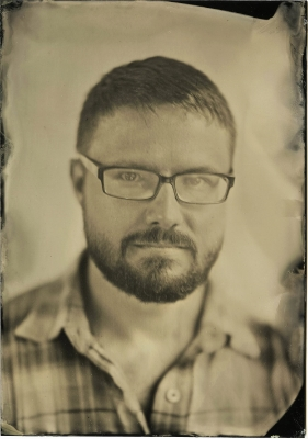Taylor Brown (original tintype by Harry Taylor)