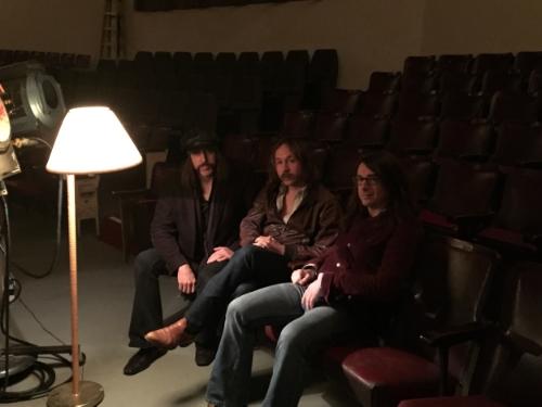 The Silks:Sam Jodrey,Tyler-James Kelly, and Jonas Parmelee