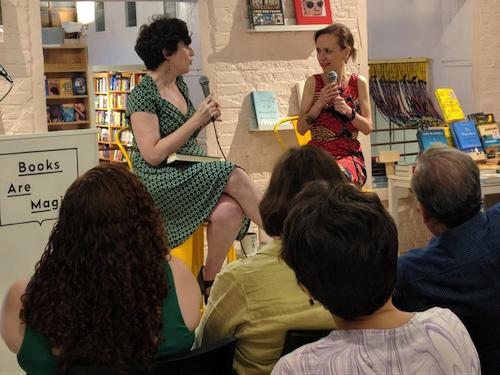 Sarah Weinman and Megan Abbott in conversation.