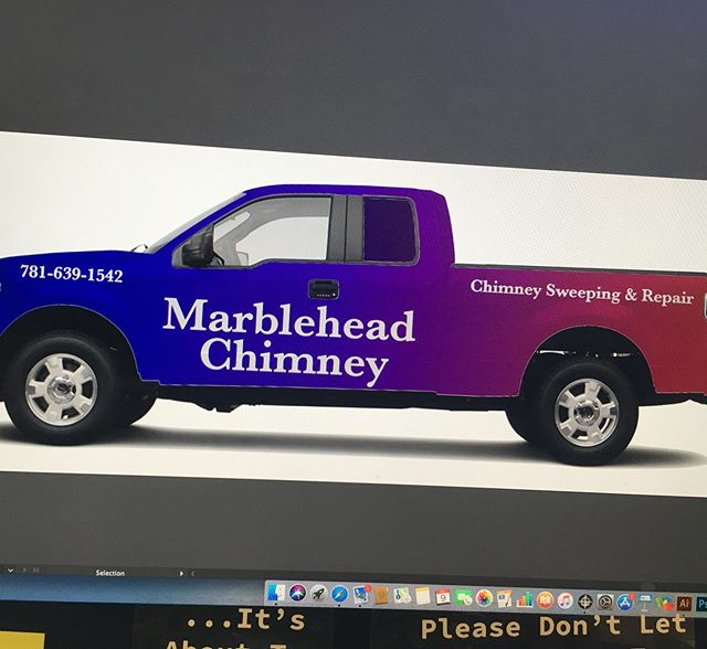 Upcoming wrap. She's gunna look so perdy by 4pm Friday #printshop #Danvers #massachusetts #colorflip @averydennison @marbleheadchimney #bni #b2b #vehiclewraps #wrappedcars #seamless #mobileadvertising