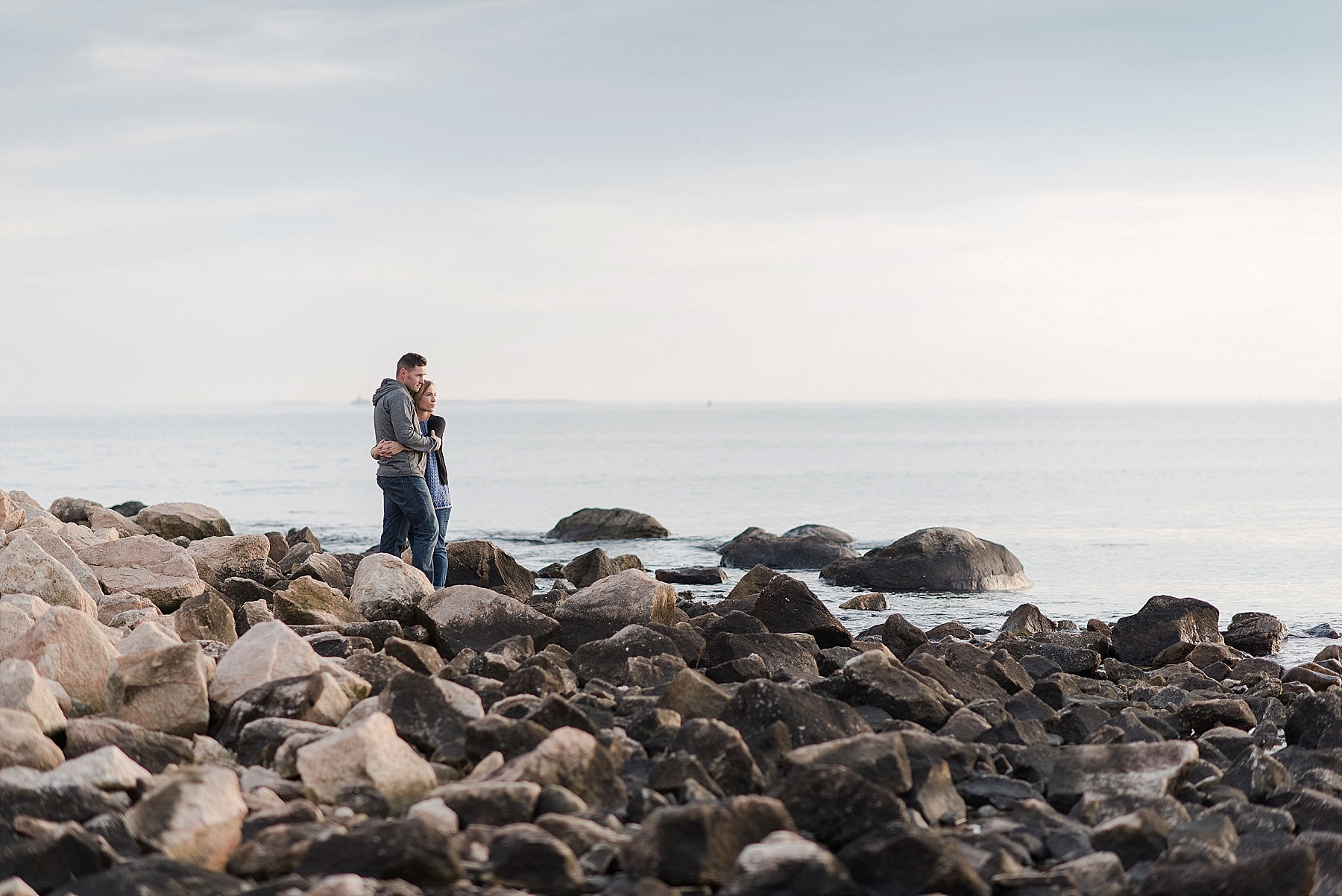 Connecticut Bluff Point Engagement Session_0013.jpg