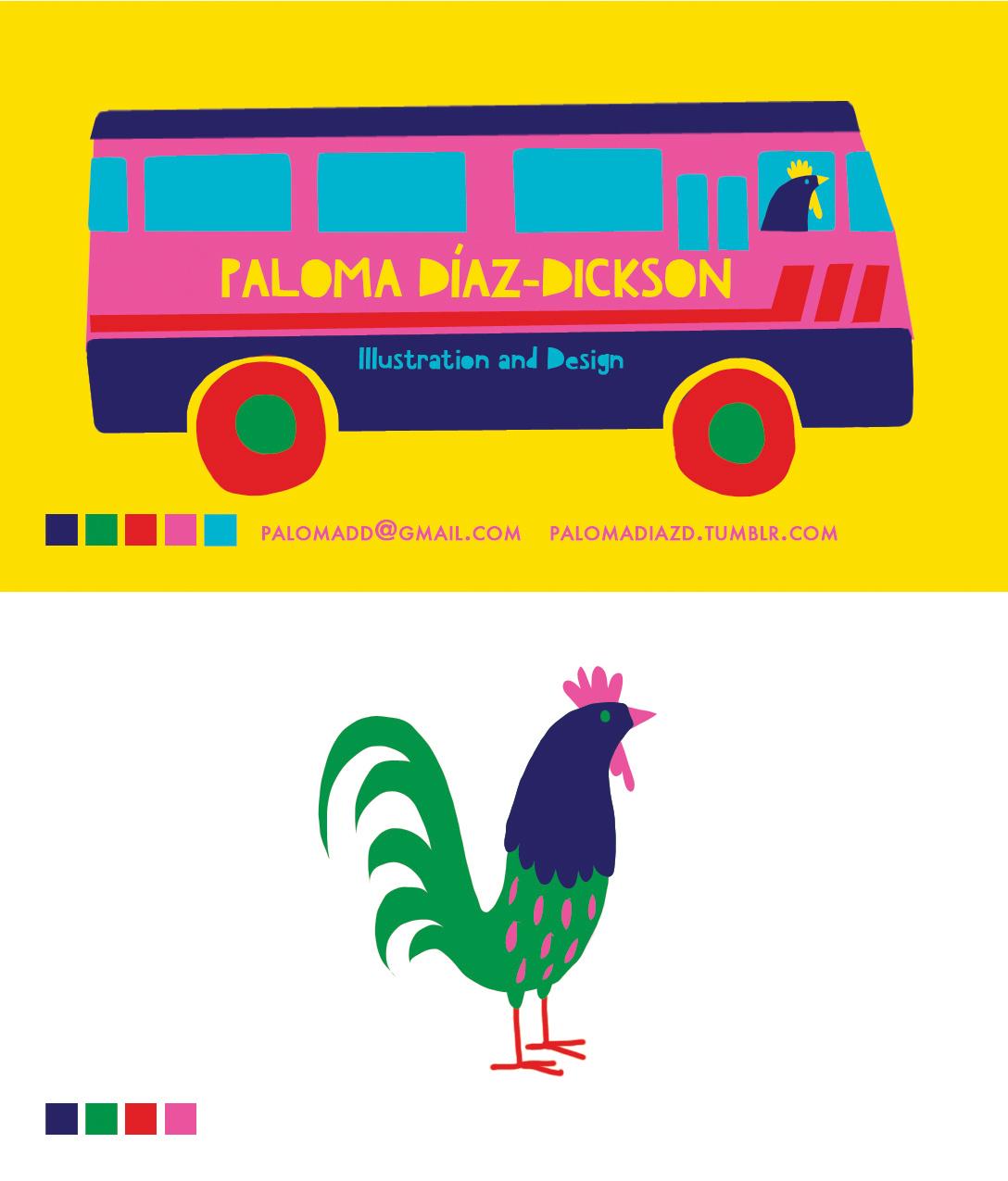 PALOMA DIAZ-DICKSON