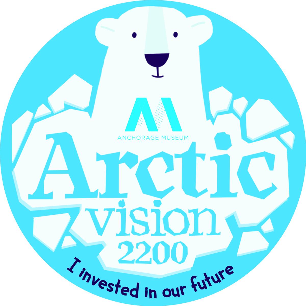 Arctic Vision Sticker