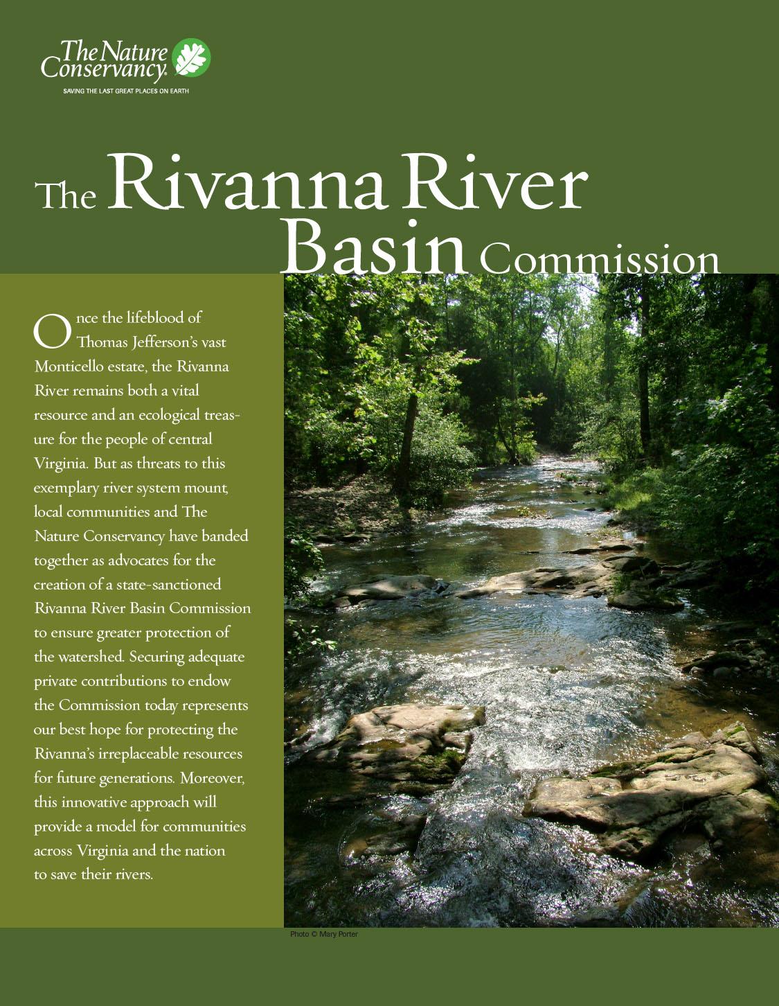 RIVANNA RIVER BASIN