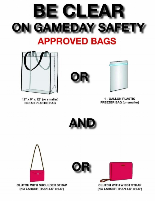 Be Clear on Gameday Safety