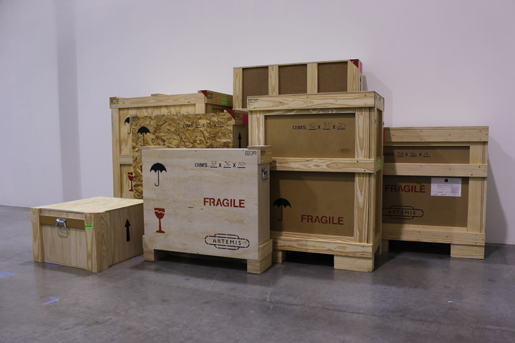 Copy of Crating & Packing