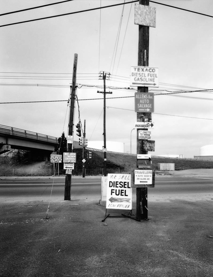 Allens Ave, 1993