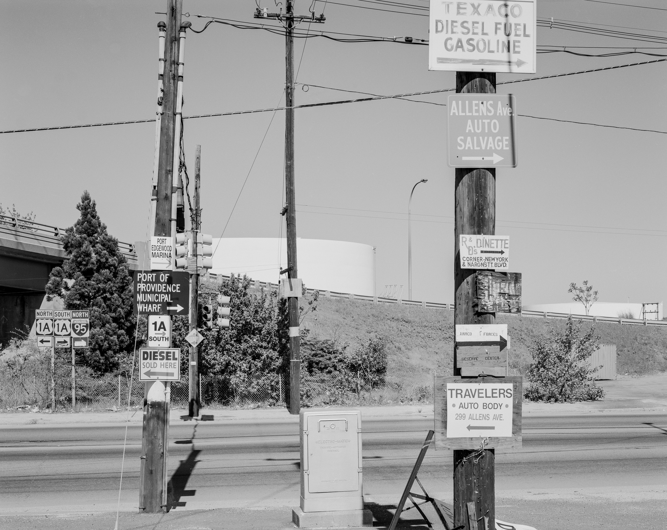 Allens Ave, 1994