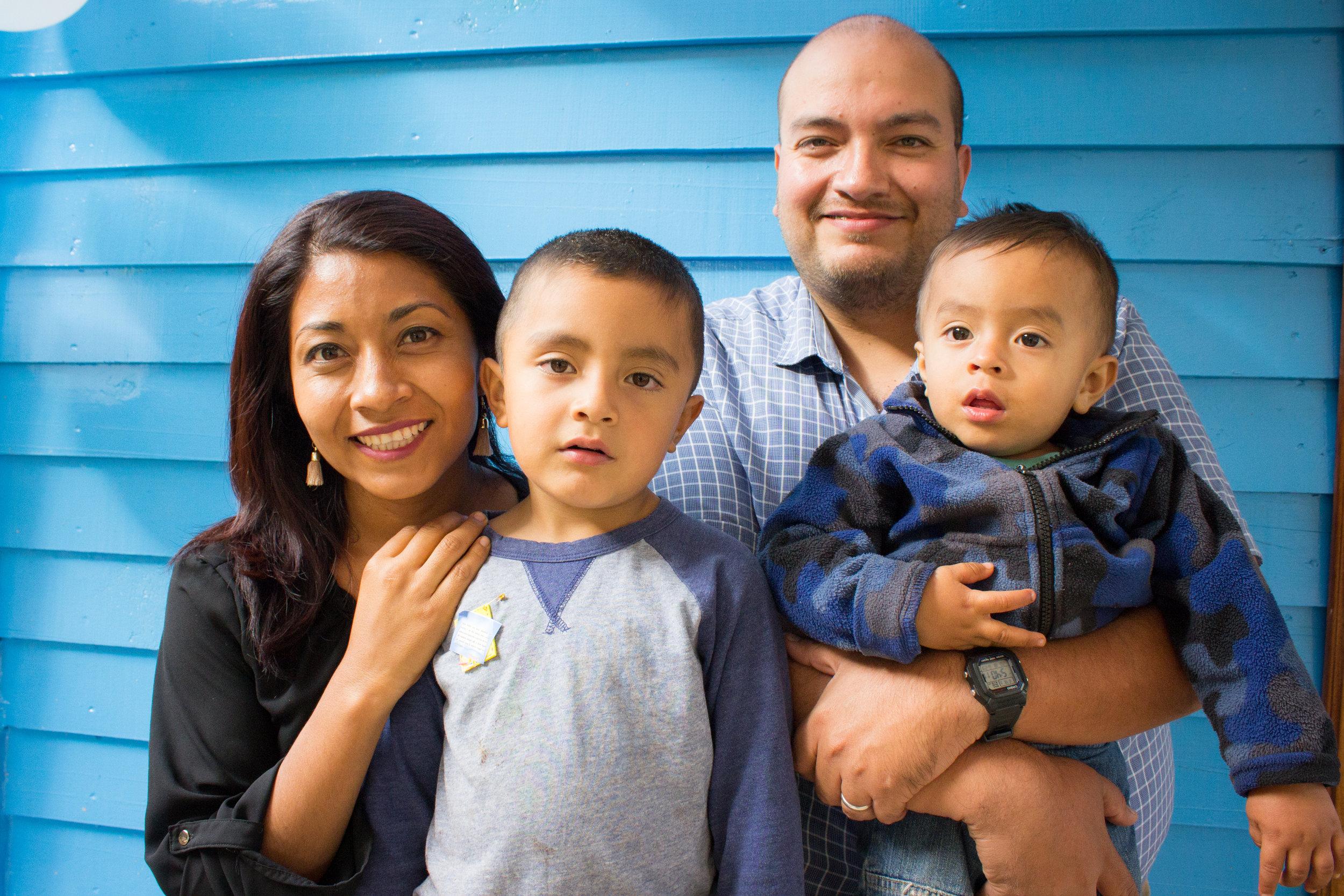 Pastor Diego and Luz Elena Gutierrez