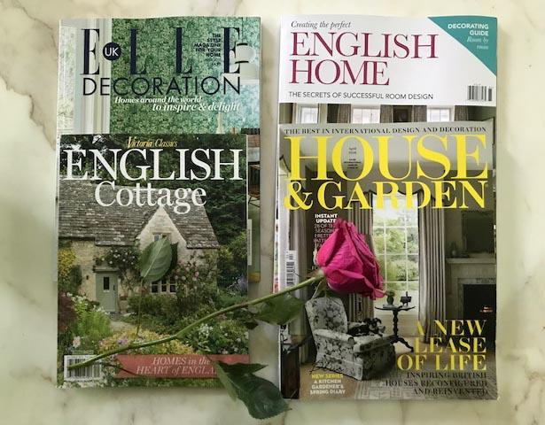 English Cottage and Lifestyle Magazines