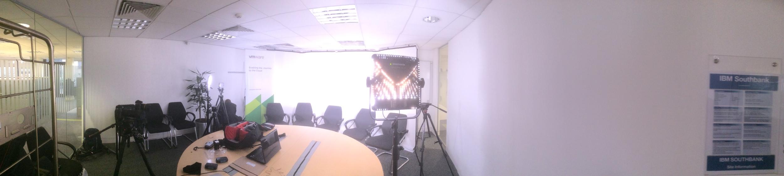 Adam Plowden Video setup