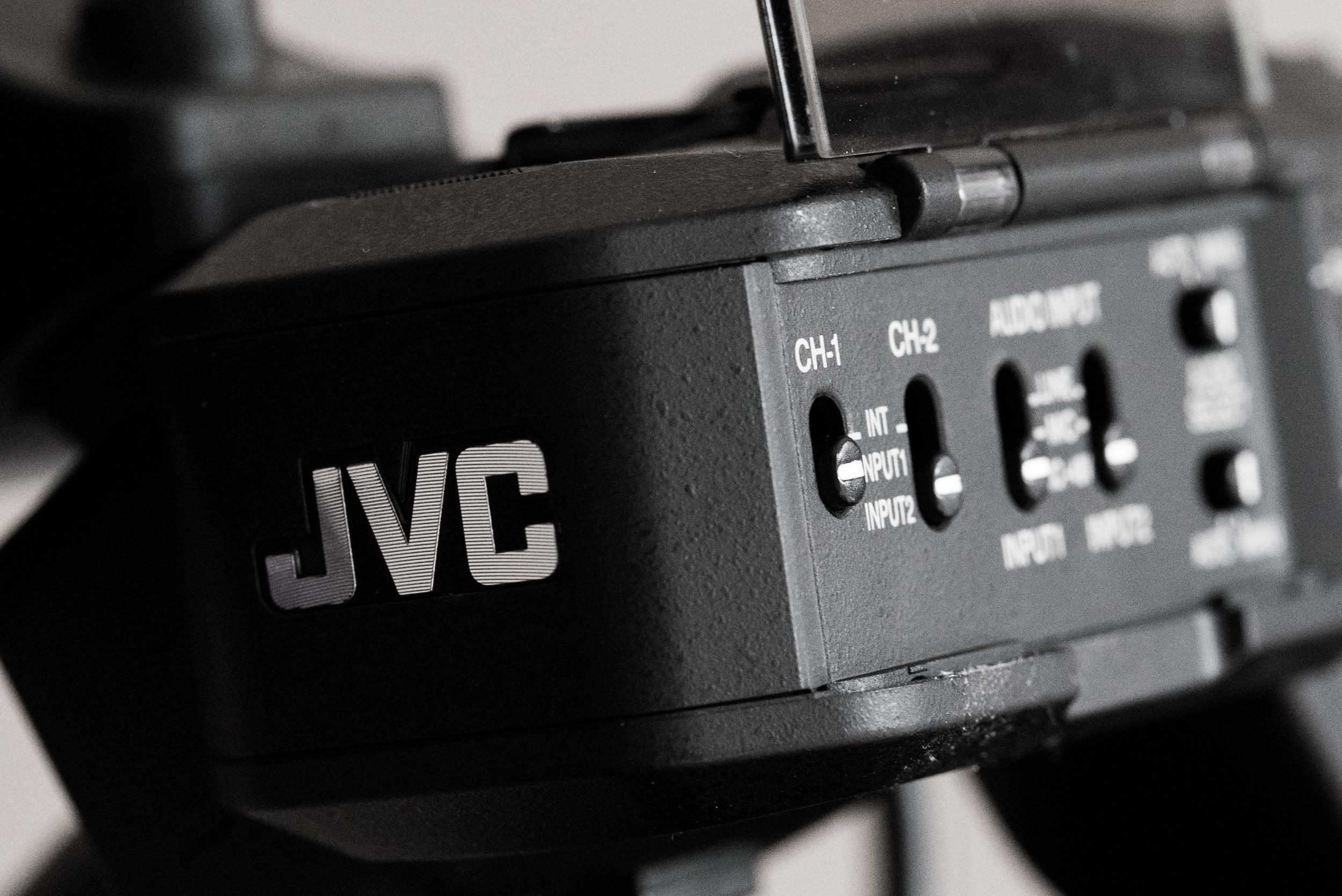 JVC LS300 4K video camera