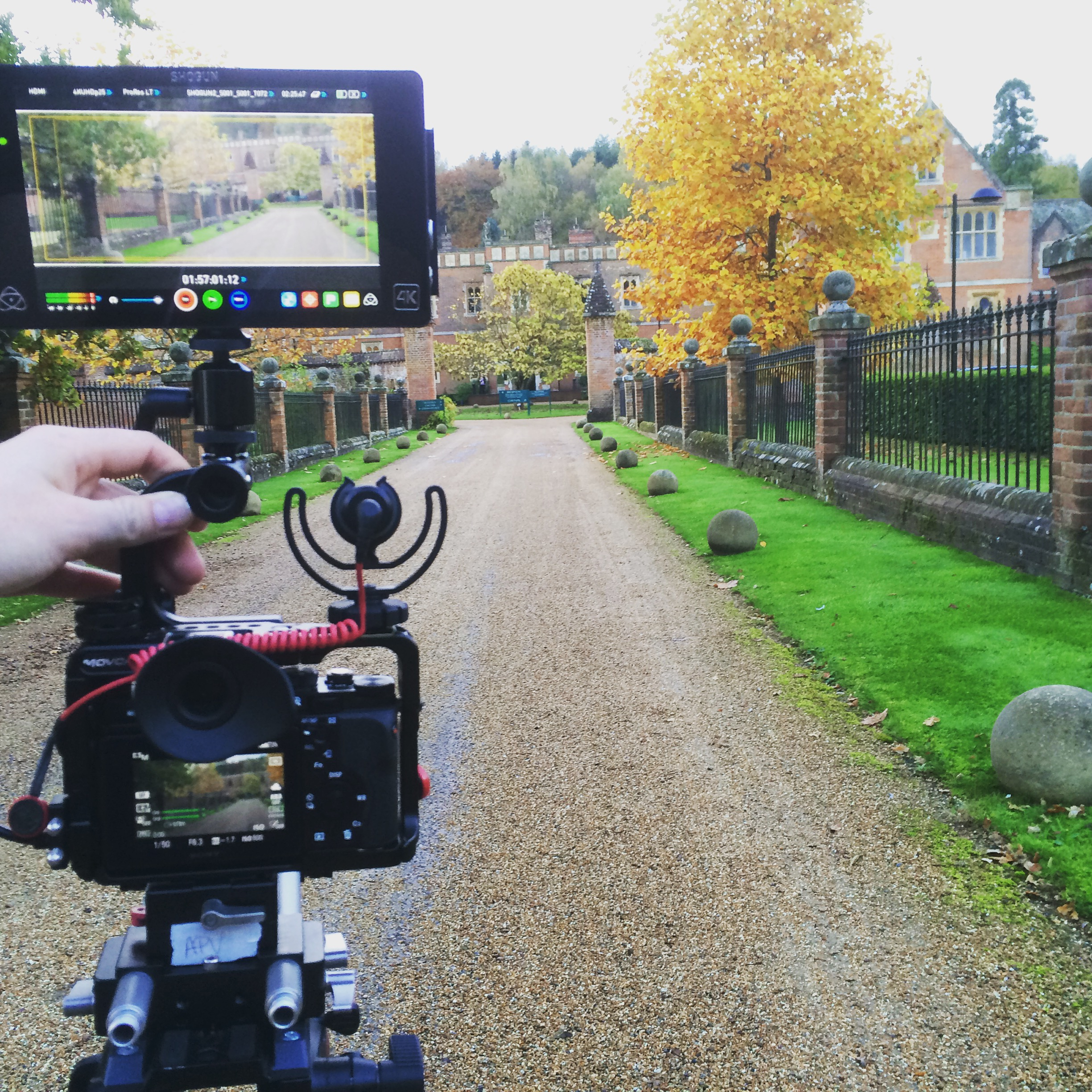 Adam Plowden Video using Sony A7s and Atomos Shogun