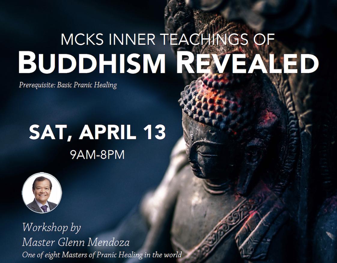 MCKS Inner Teachings of Buddhism Revealed -