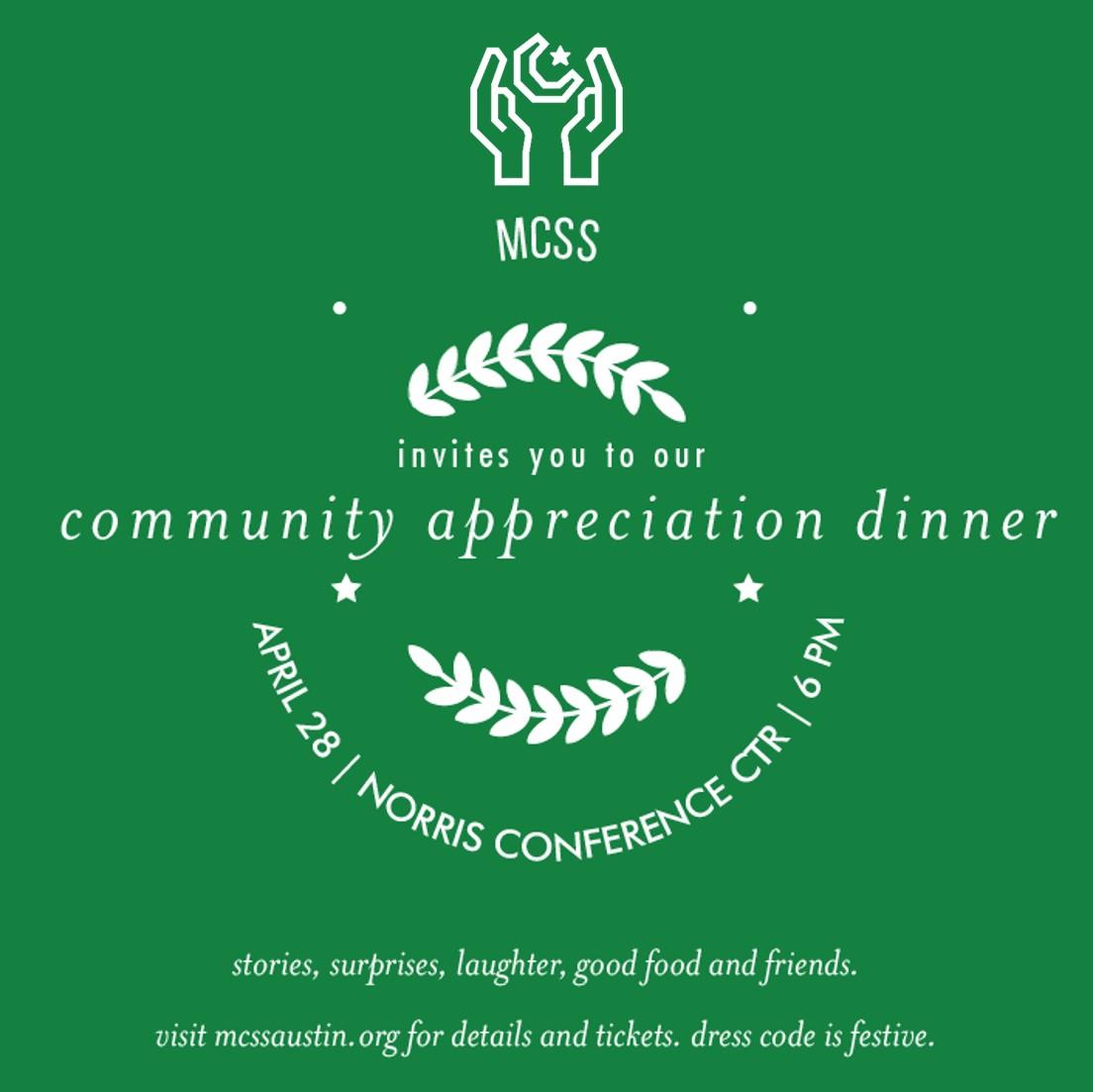 donor appreciation banquet - 4.28.2018
