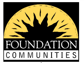 Foundation Communities is a local, homegrown nonprofit providing affordable, attractive homes and free on-site support services for thousands of families with kids, as well as veterans, seniors, and individuals with disabilities. They offer an innovative, proven model that empowers our residents and neighbors to achieve educational success, financial stability, and healthier lifestyles. They own and operate 23 communities all over Austin and in North Texas.