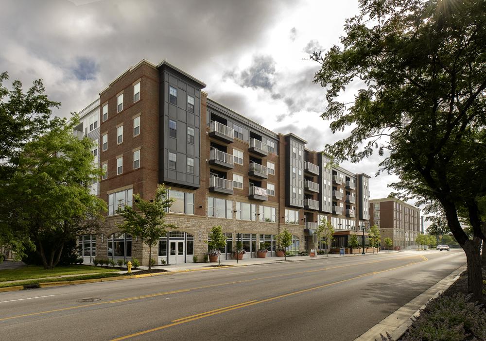 The Lane  |  Upper Arlington, OH