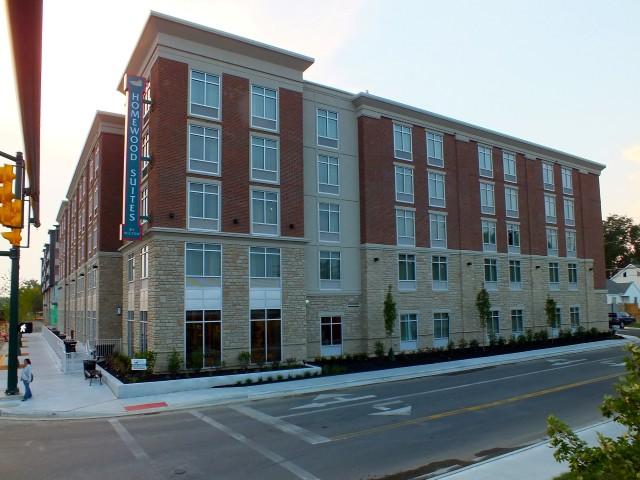 Homewood Suites  |  Upper Arlington, OH
