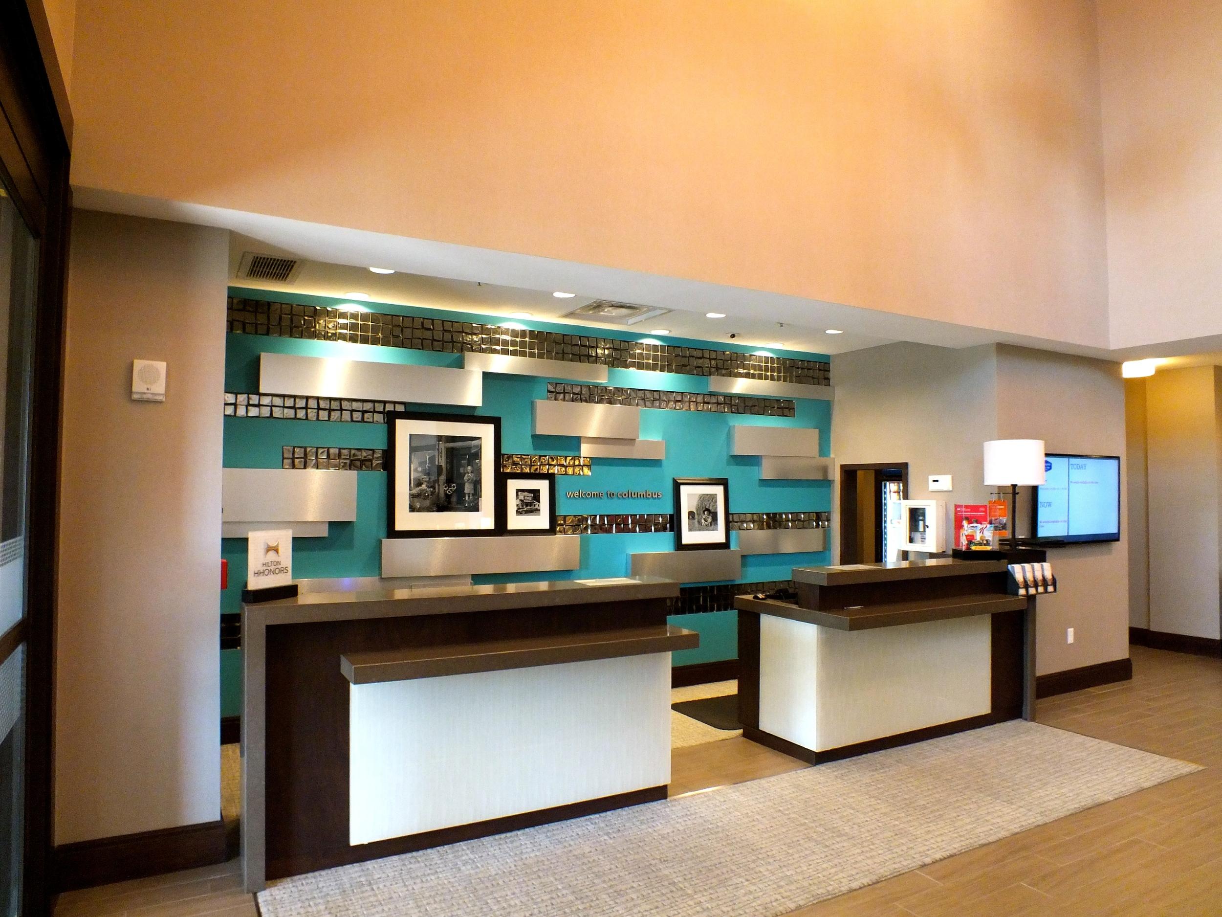 Hampton Inn & Suites - Olentangy |  Columbus, OH