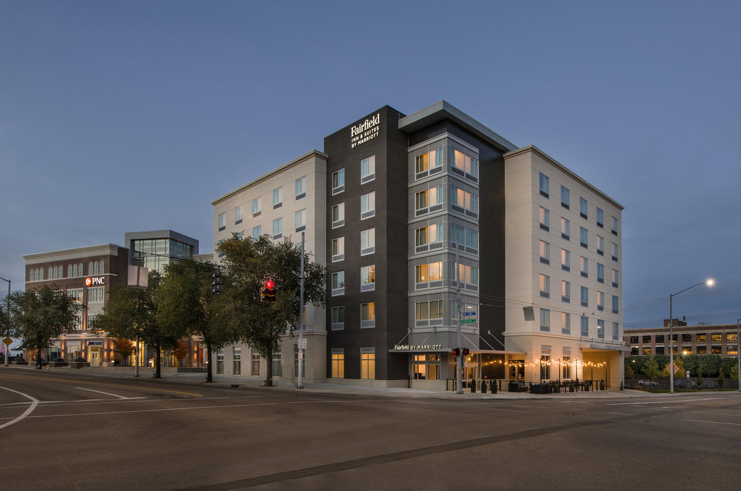 Fairfield Inn & Suites |  Dayton, OH