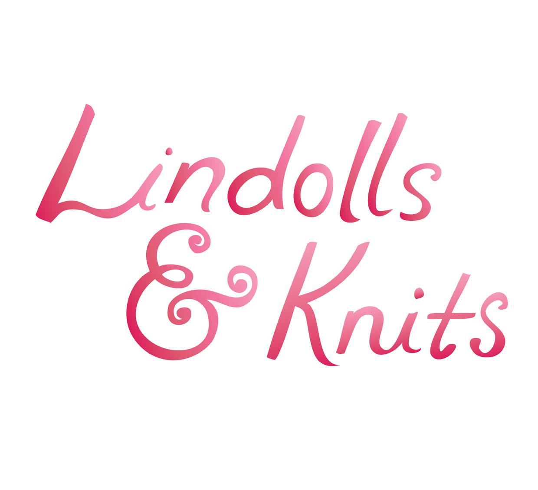 Lindolls'nKnitsLogo